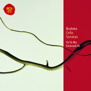 Brahms Sonatas for Cello and Piano: Classic Library Series Albumcover