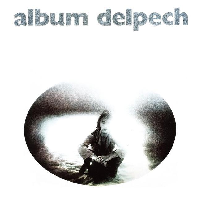 Michel Delpech Album Delpech album cover