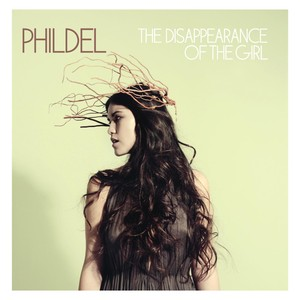 The Disappearance of the Girl Albumcover