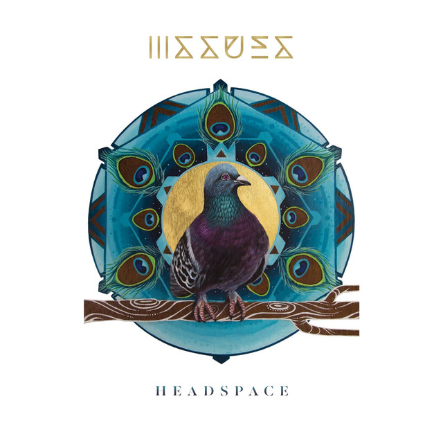 Album cover for Headspace by Issues