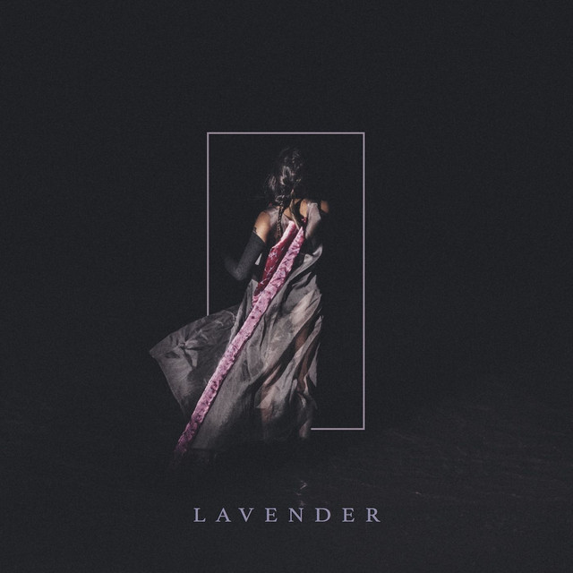 Album cover for Lavender by Half Waif