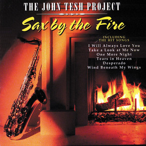Sax by the Fire album
