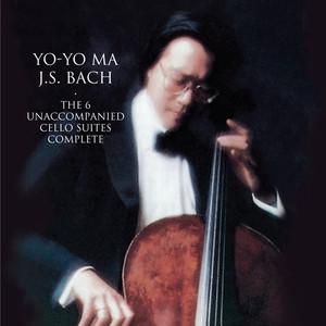 Bach: Unaccompanied Cello Suites Albumcover
