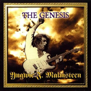 The Genesis Albumcover