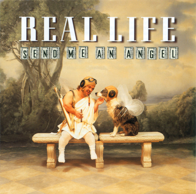 Real Life Send Me An Angel (Remixes) album cover