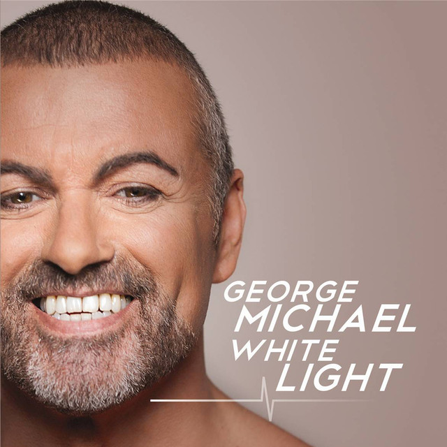 George Michael White Light album cover