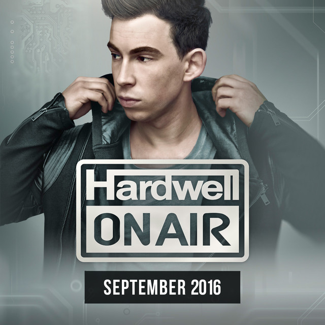Album cover for Hardwell On Air September 2016 by Hardwell