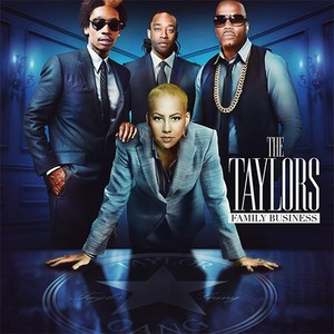 The Taylors Family Business Albumcover
