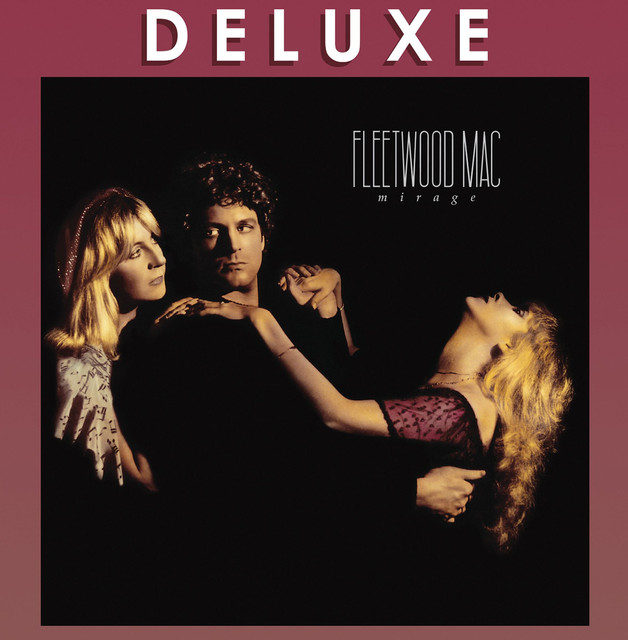 Album cover for Mirage (Deluxe) by Fleetwood Mac