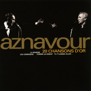 Charles Aznavour Comme ils disent cover