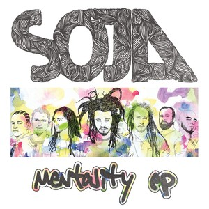 Mentality EP Albumcover