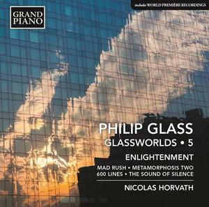 Glass: Glassworlds, Vol. 5 Albümü