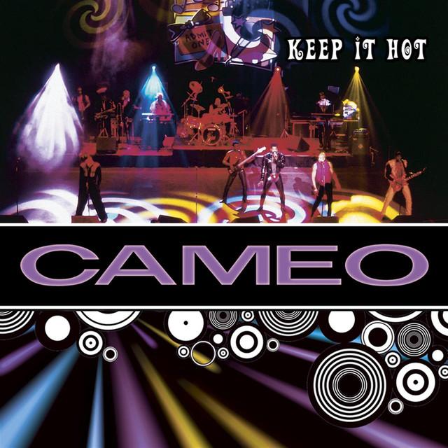 Cameo Keep It Hot album cover
