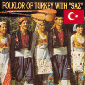 Folklor Of Turkey With Saz