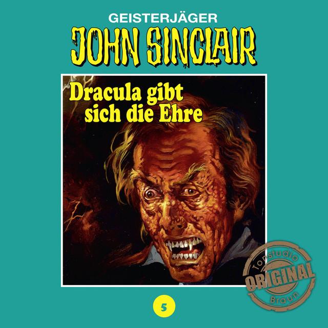 Tonstudio Braun, Folge 5: Dracula gibt sich die Ehre. Teil 2 von 3 Cover