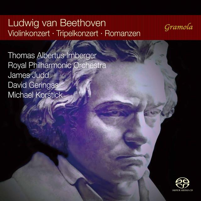 Beethoven: Violin Concerto in D Major, Romances for Violin & Orchestra, and Triple Concerto in C Major