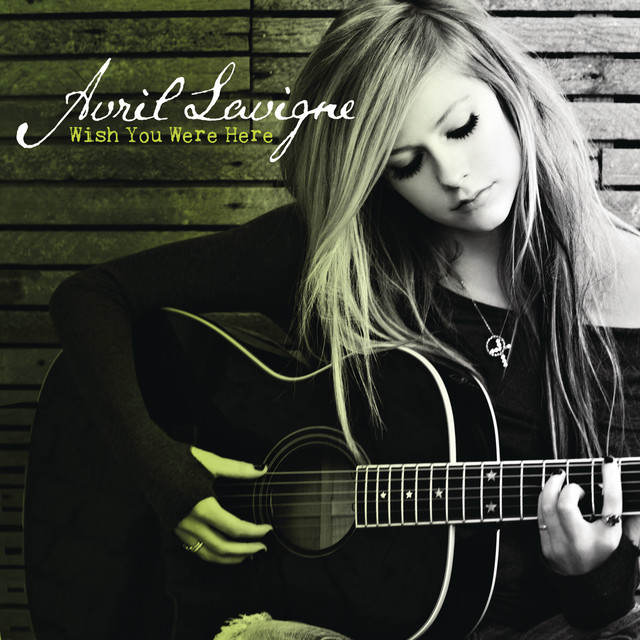 Acoustic Guitar Wallpaper For Facebook Cover With Quotes: Wish You Were Here By Avril Lavigne On Spotify