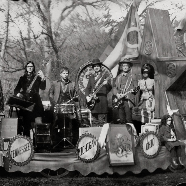 Consoler Of The Lonely by The Raconteurs