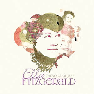 Ella Fitzgerald: The Voice Of Jazz Albumcover
