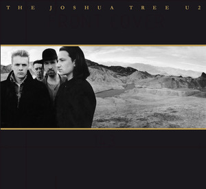 The Joshua Tree (Deluxe Edition Remastered) Albumcover