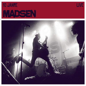 10 Jahre Madsen Live Albumcover