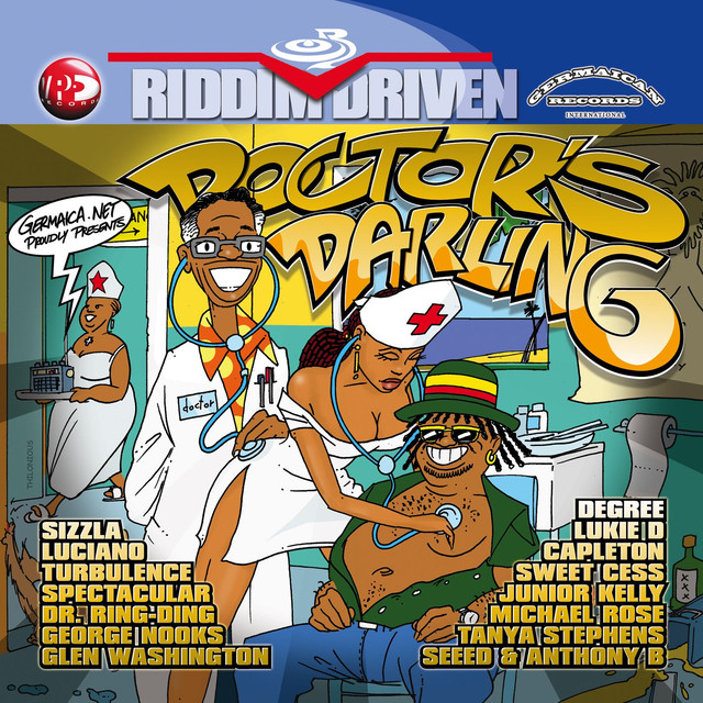 Riddim Driven: Doctor's Darling Riddim Driven: Doctor's Darling album cover