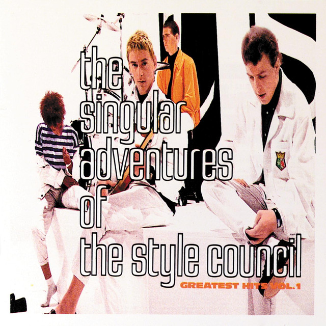 Artwork for Speak Like A Child by The Style Council
