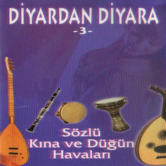 Diyardan Diyara, Vol. 3 (Sözlü Kına ve Düğün Havaları)
