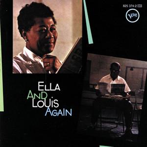 Ella and Louis Again album