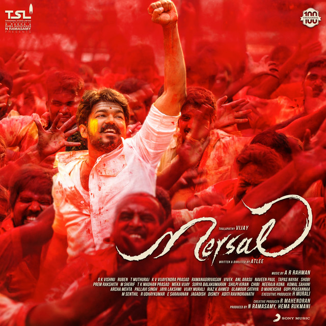 Mersal (Original Motion Picture Soundtrack)