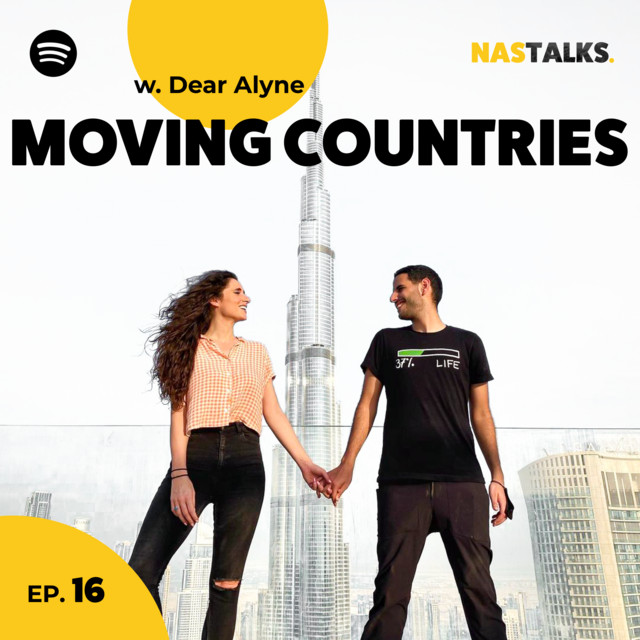 EP 16: Why We're Moving To Dubai