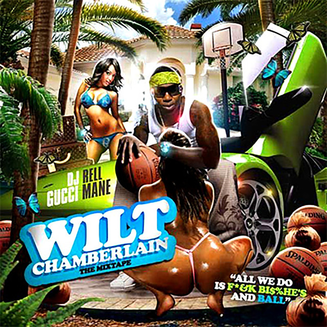 Wilt Chamberlain Albumcover