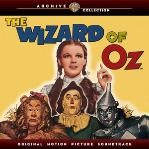 Frank Morgan, Judy Garland, Ray Bolger, Jack Haley, Bert Lahr, Tyler Brook, Ralph Sudam, Charles Irwin, Lois January, Elivda Rizzo, Lorraine Bridges, MGM Studio Chorus The Merry Old Land of Oz cover