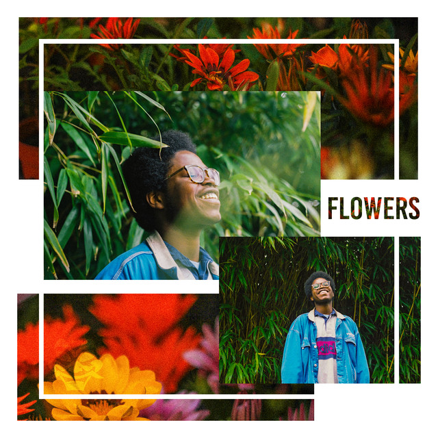 Album cover for Flowers EP by Joshua J