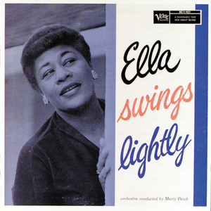 Ella Swings Lightly Albumcover