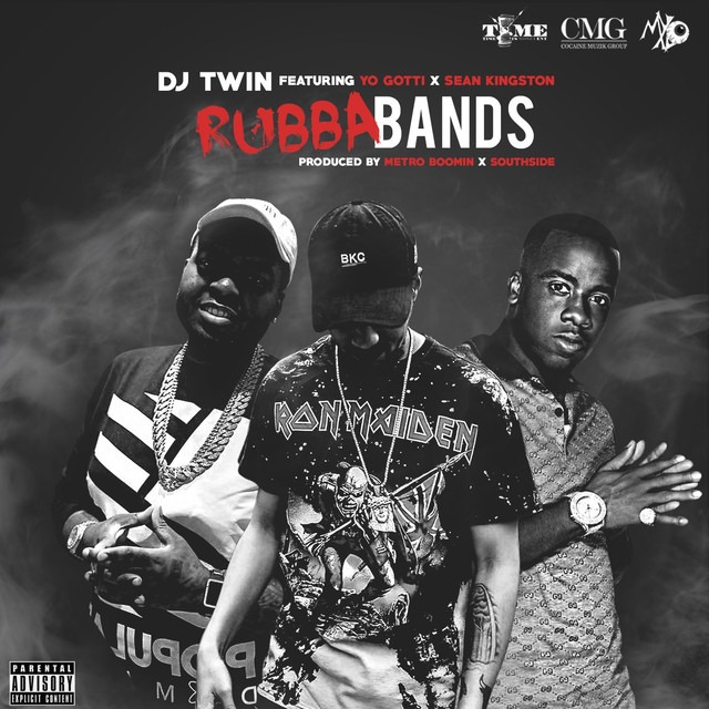 RubbaBands (Feat. Yo Gotti & Sean Kingston)