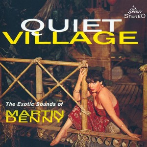 Quiet Village Albumcover