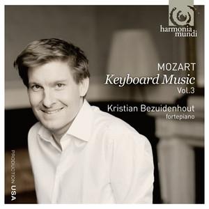 Mozart: Keyboard Music Vol. 3 Albumcover