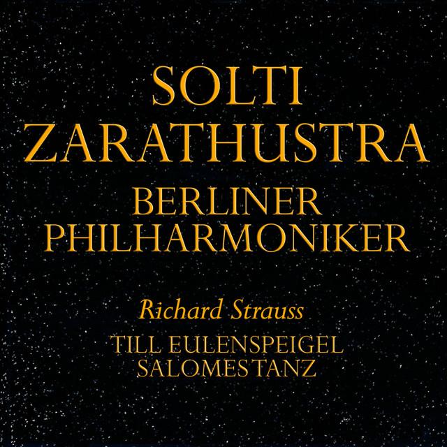 Richard Strauss: Also sprach Zarathustra; Till Eulenspiegels lustige Streiche; Salome's Dance Albumcover