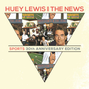 Huey Lewis, Huey Lewis and the News The Heart of Rock & Roll cover