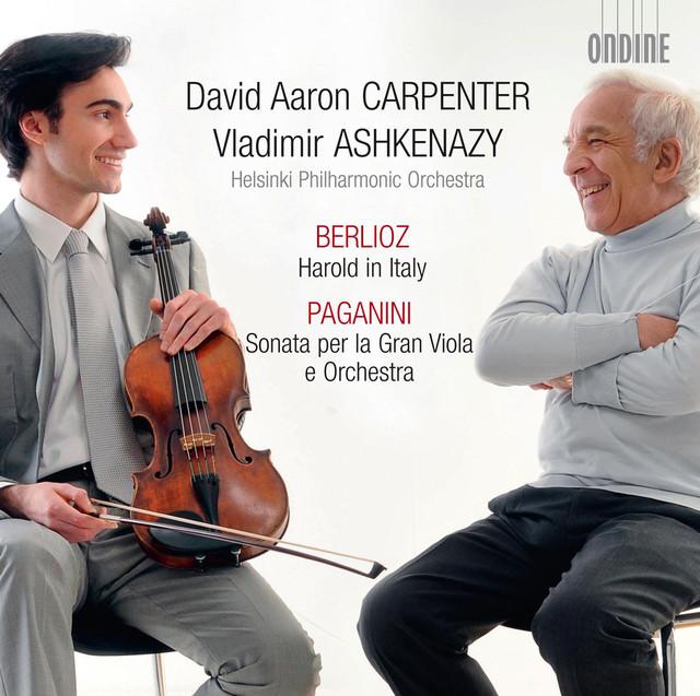 Berlioz: Harold in Italy - Paganini: Sonata per la Grand Viola e Orchestra