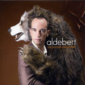 Aldebert Amoureuse cover