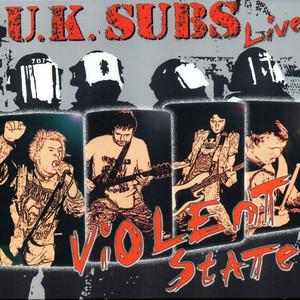 Violent State (Live) album