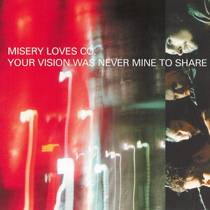 Your Vision Was Never Mine to Share album