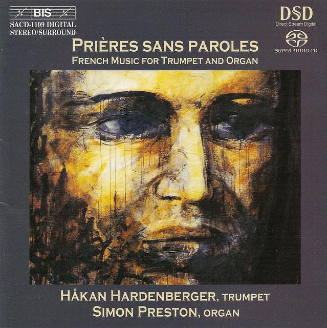 Hakim: Trumpet Sonata / Jansen: Processional / Constant: Alleliuias... Albumcover