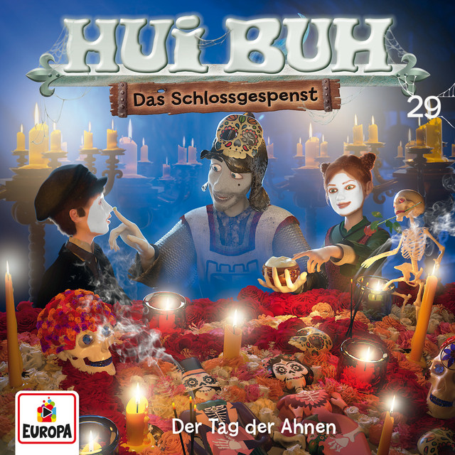 Album cover for 029/Der Tag der Ahnen by HUI BUH neue Welt