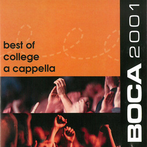 BOCA 2001: Best Of College A Cappella