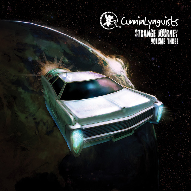 Strange Journey Volume Three