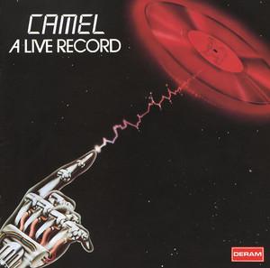 A Live Record album