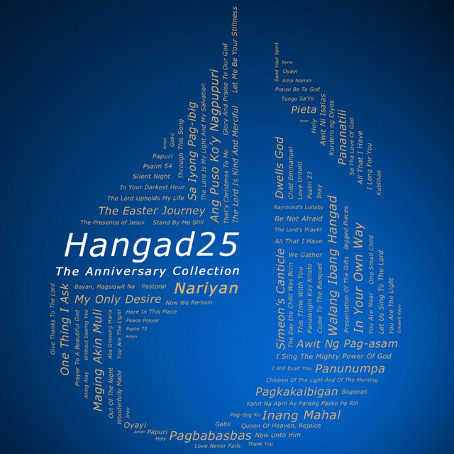 Hangad 25 (The Anniversary Collection)